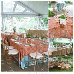 Venue Chilton Harrisburg, PA Wedding Photos reception tent