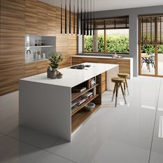 Ge Artistry Kitchen 19x33 Sink 376 张kitchens 厨房图板中的最佳图片 Interior Design Iconic White By Silestone Is The Purest Lightest And Brightest Quartz Surface Currently Available Vivid Brightness Stunning Sheen Of This