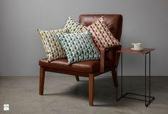 Kolekcja poduszek Underground marki Kirkby Design - zdjęcie od Decodore basic - Salon - Styl Vintage - Decodore basic