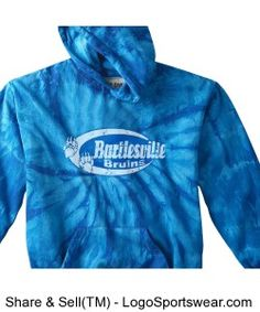 Bartlesville Bruin hoodie by Christy