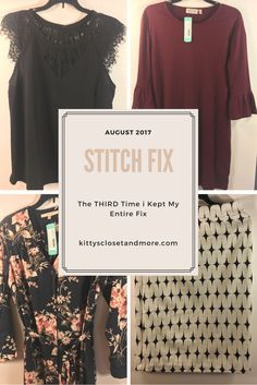 my stitch fix stylist sent me this top and i love everything about