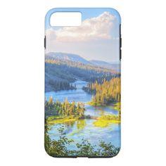 Late Summer Colorado Landscape iPhone 8 Plus/7 Plus Case - photography gifts diy custom unique special