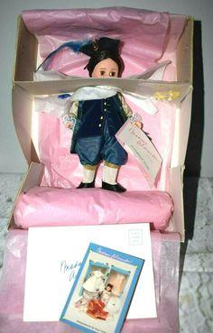 "Madame Alexander Marley/'s Ghost 8/"" Doll #18004 w// Box Hang Tag A Christmas Carol"