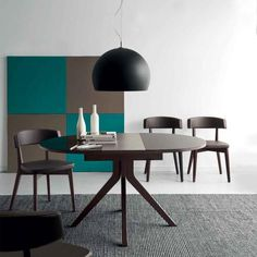 7 Best Table Ronde Extensible Images On Pinterest Dining Room