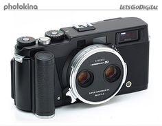 horseman 3d stereo camera