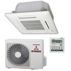 Mitsubishi Heavy Industries FDTC-VF Compact Cassette Inverter System