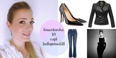 Guardaroba: 10 capi indispensabili