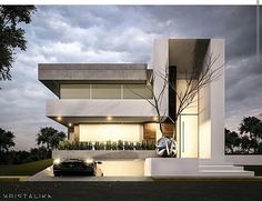 Modern facade contemporary design kristalika arquitecture and interior - 1000 Images About Kristalika Arquitecture And Interior