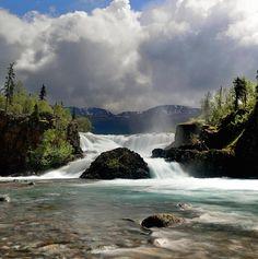 Lake Clark National Park, Alaska (Photo courtesy of U.S. Interior's Instagram)