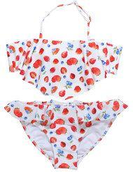 Strawberry Bikini for Girls