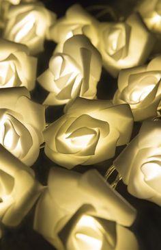 Primark - Foam Roses Lights
