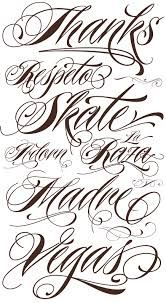 script tattoo font I want my daughters name done like!