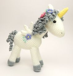 Curlicue the Unicorn