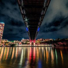 Beneath the Story Bridge, Brisbane http://www.queenslandholidays.com.au/things-to-see-and-do/story-bridge/index.cfm #thisisqueensland