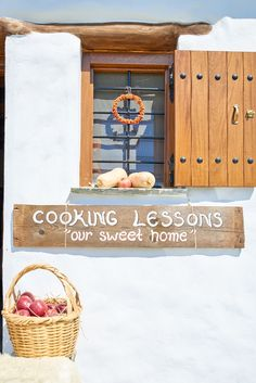 Cooking Lessons  Karaiskos Farm