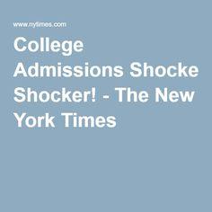 College Admissions Shocker >> 50 Best Pinterest College Admissions Images College Admission