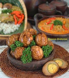 Resep olahan telur sederhana Instagram Easy Sauce Recipe, Sauce Recipes, Egg Recipes, Dessert Recipes, Cooking Recipes, Desserts, Indonesian Cuisine, Indonesian Recipes, Lunches And Dinners