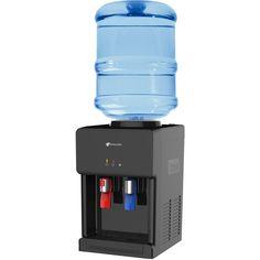 Bluewave PKDS121 Solid Color Design Water Dispenser Crock Blue