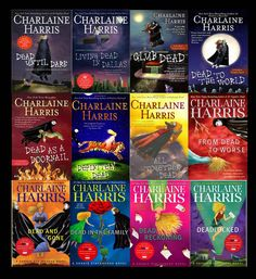 Sookie Stackhouse Novels by Charlaine Harris