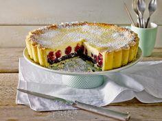 Mohn - Käsekuchen mit Kirschen, ein raffiniertes Rezept aus der Kategorie Kuchen. Bewertungen: 154. Durchschnitt: Ø 4,3.