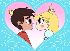What you only thought could be possible in starco fan art made it into the show ❤️❤️❤️❤️❤️