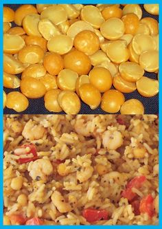 Split pea rice Rice Dishes, Vegetables, Nice, Food, Essen, Vegetable Recipes, Meals, Nice France, Yemek
