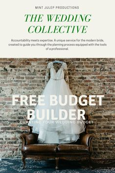 grab your free wedding budget guide the wedding collective