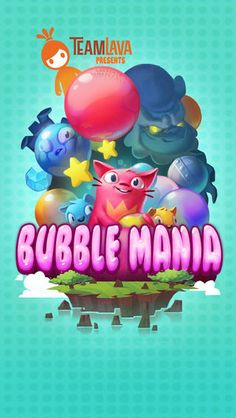 This is my addiction on my phone. Bubble Mania hahaha! One of the best games for mobile of its genre.