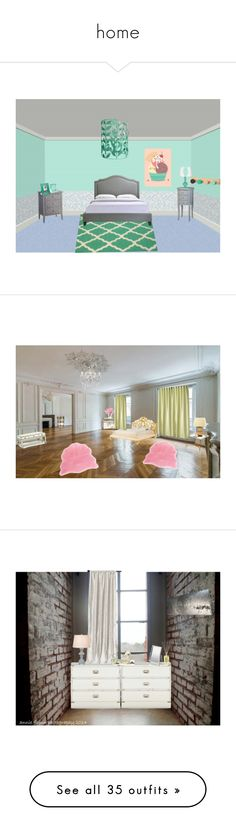 """home"" by yazmincastellanosa on Polyvore featuring moda, LexMod, Threshold, Argento SC, Stray Dog Designs, Redford House, Ballard Designs, John-Richard, LSA International y Pier 1 Imports"