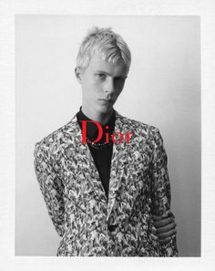 Dior Homme Black Carpet Suiting Collection, photos by Ian Kenneth Bird (Dior Homme)