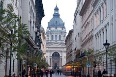 Discover the best things to do in Budapest, Hungary including Gellert Hill, Memento Park, Fisherman's Bastion, and St. Stephen's Basilica. Budapest Travel, Prague Travel, Budapest Things To Do In, Hungary Travel, Budapest Hungary, Good Morning, Affair, Stuff To Do, Street View
