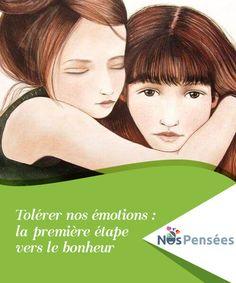 Tolérer nos émotions : la première étape vers le bonheur Les émotions sont des états #physio-sociologiques relativement brefs que nous vivons tou-te-s, #inévitablement. Leur rôle est de vous envoyer un message clair : il se passe quelque chose, à l'intérieur ou à l'extérieur de vous (en lien avec vous dans tous les cas), qui nécessite votre #attention. #Emotions