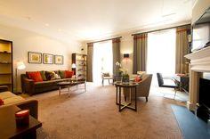 Presidential Residence - Living Room
