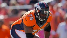 Report: Broncos agree to trade OT Ryan Clady to Jets for draft compensation. 4/9/2016
