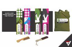 Wooden comb Pedicure, Packaging Design, Pedicures, Toe Polish, Design Packaging, Package Design