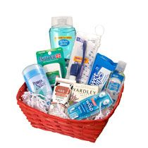 Personal Care Basics Care Packages. Perfect for women's or homeless shelters.