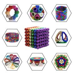 Our 3 mm ball magnets are the perfect size for creating even the most complex structures without compromise. Design a cube, a sphere, a pyramid, fidget spinners, and much more using our quality magnetic balls. 3d Puzzles, Puzzles For Kids, Cube Puzzle, Rare Earth Magnets, Lol, Educational Toys For Kids, Digital Trends, Cool Gadgets, Stress Relief