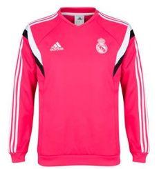 Comprar Sudadera Adidas Real Madrid Rosa 2015. http://www.deportesmena.es/camiseta-real-madrid/