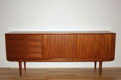 Sideboard Gunni Omann Teak 60er Mid Century Danish Modern Credenza