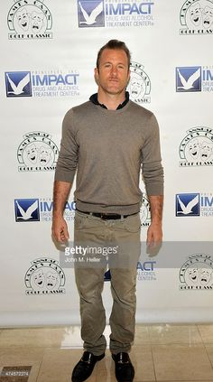 Actor Scott Caan attends the 12th Annual James Caan Celebrity Golf Classic at El Caballero Country Club on May 11, 2015 in Tarzana, California.