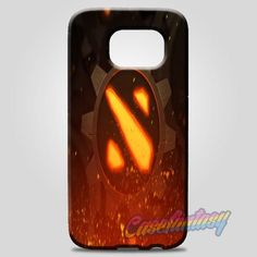 Dota 2 Logo Samsung Galaxy Note 8 Case | casefantasy