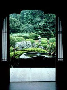 View from the Temple Window, Kiyomizudera, Kyoto, Japan