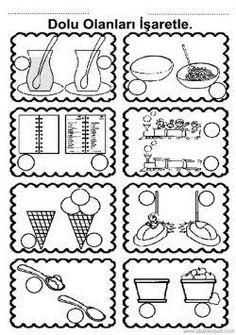 okul öncesi boş dolu kavramı ile ilgili görsel sonucu Worksheets, Kids Rugs, Concept, School, Kid Friendly Rugs, Schools, Literacy Centers, Nursery Rugs