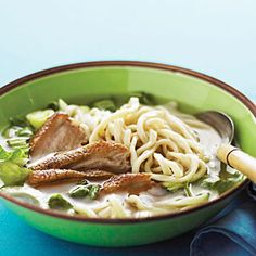 Chinese Roast Duck Noodle Soup Recipe