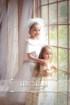 First Holy Communion Portraits, sisters, family portraits