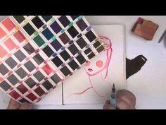 Peerless Watercolors perfect for travel - Jane Davenport - YouTube