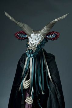 Ribbonesia – Superbes créations en rubans de Baku Maeda