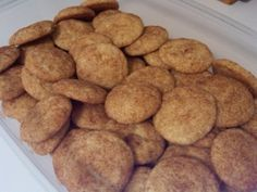 delicious weight watchers snickerdoodles!
