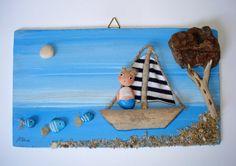 FREEDOM Pebble art hand painted picture pebble от NivaDesignsShop