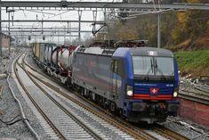 Swiss Railways, Bahn, Europe, Levitate